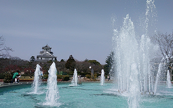 Nagahama Sightseeing Hokoen-Park