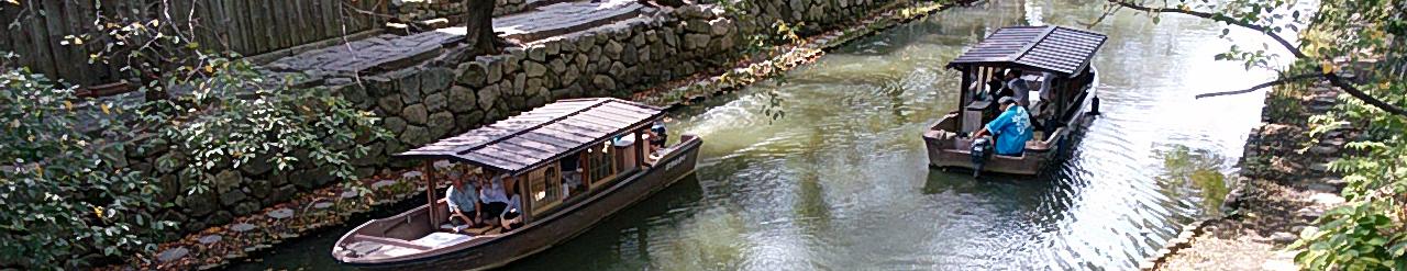 八幡堀・安土城跡・太郎坊を巡りサイクルトレインで米原帰着image