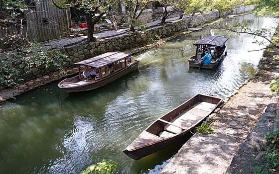 Hachiman bori Cycle train