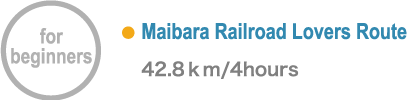 Maibara・Railroad Lovers Route
