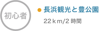 長浜観光と豊公園